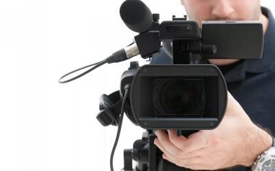 Учимся выступать перед камерой!