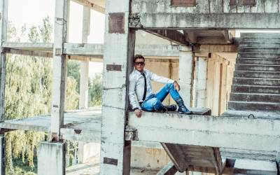 Белорусский певец занял лидирующую позицию в Чарте радио США