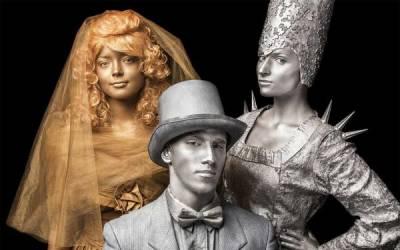 Фестиваль-конкурс живых скульптур «Пульс»