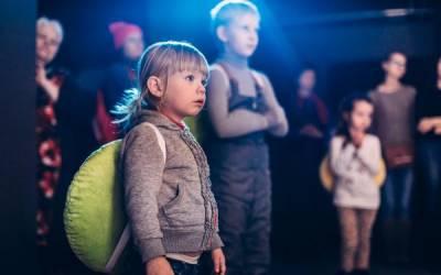Детский театр «Кропка» заново откроется в ТРЦ «Экспобел»