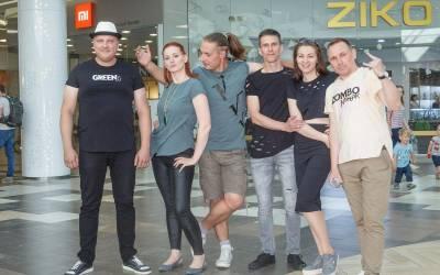 Белорусская рок - Группа Без Паники сделала кавер на песню  Feduk «Хлопья летят на верх» совершенно нового формата