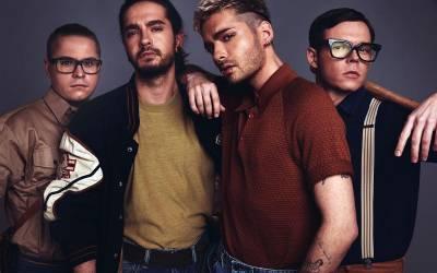 45-летняя супермодель Хайди Клум выйдет замуж за гитариста Tokio Hotel