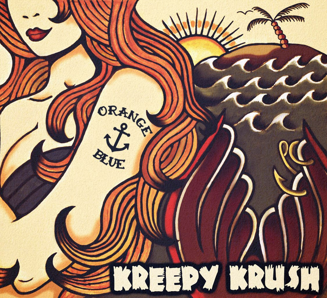 040 Kreepy Krush