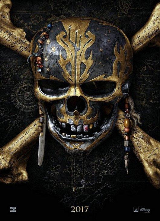 Пираты Карибского моря: Мертвецы не рассказывают…