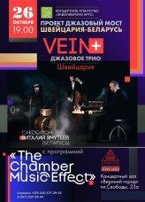 Швейцарское джазовое трио «VEIN»