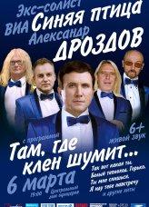 Концерт ансамбля «Синяя птица» экс-солист Александр Дроздов