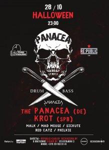 Halloween ft. The Panacea (DE)