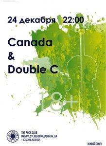 Canada & Double C!