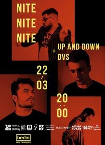 Nite Nite Nite в новом клубе Berlin