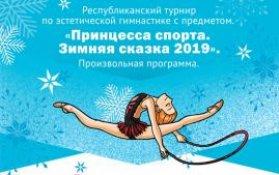 Лучших эстетических гимнастов наградят в Минске