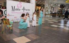 Фестиваль «Мама-Фест» за два дня посетило более 5 тысяч человек.