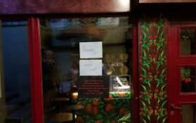 Первый в Беларуси моно-бар «Пьяная вишня» временно закрылся