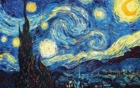 Минчане смогут зажечь «Звёздную ночь» Ван Гога