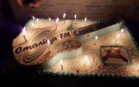 В TNT Rock Club радиостанция «Сталіца» отметила День рождения