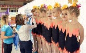 В Минске прошел Республиканский турнир по эстетической гимнастике с предметом