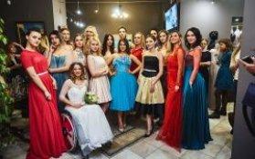 """В """"Свадебной галерее"""" прошла презентация вечерней коллекции бренда UNONA"""