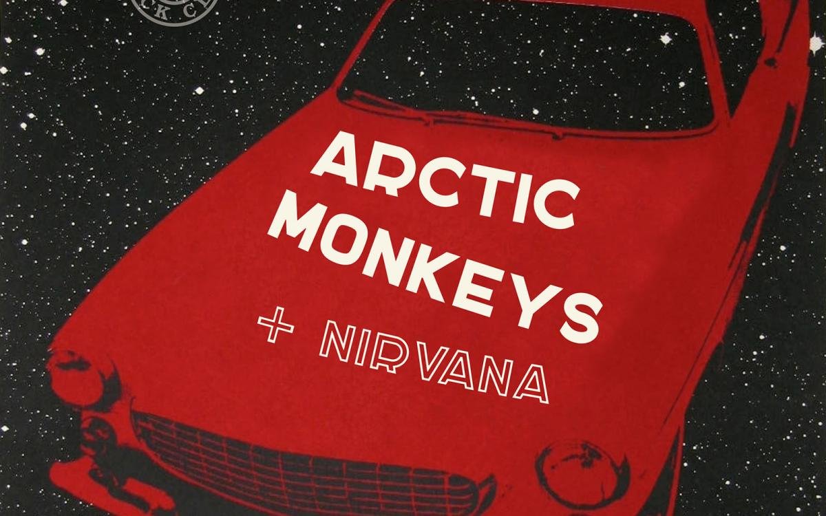 Tribute to Arctic Monkeys & Nirvana