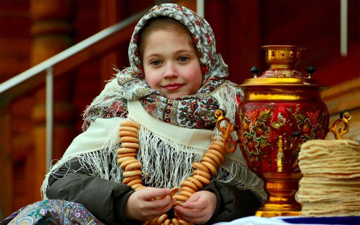 Широкая Масленица в белорусском скансене