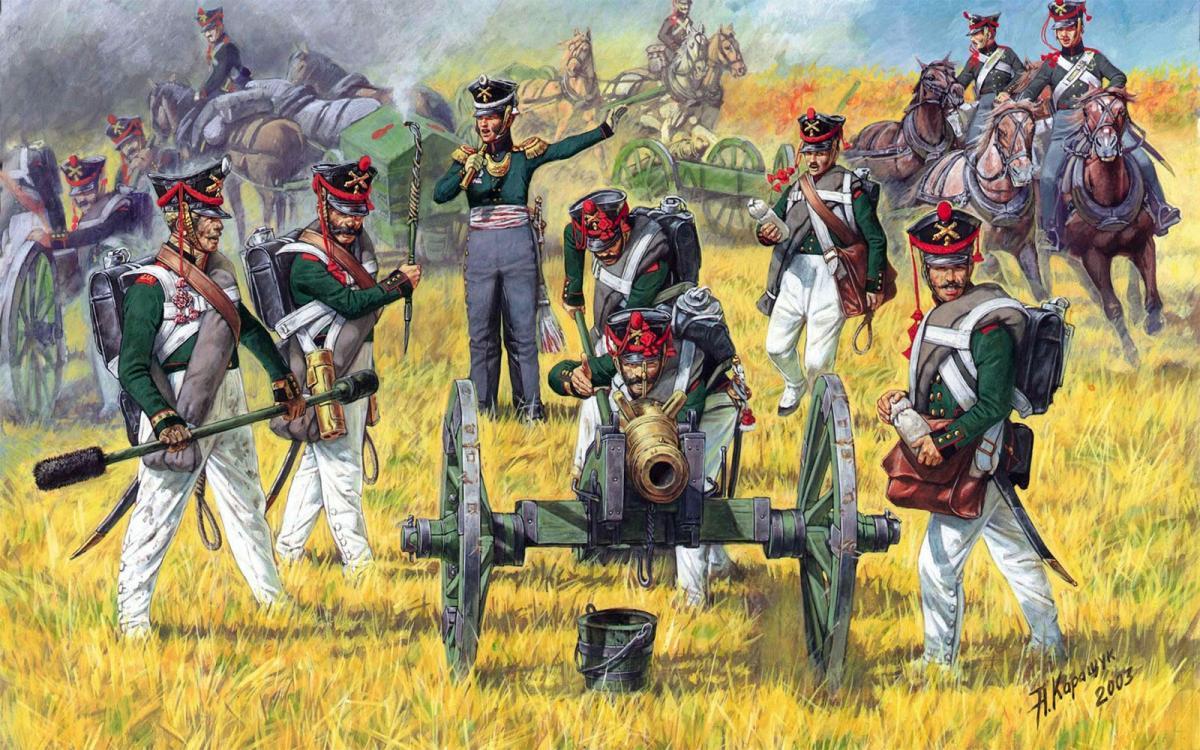Ліцвіны гвардыі Напалеона